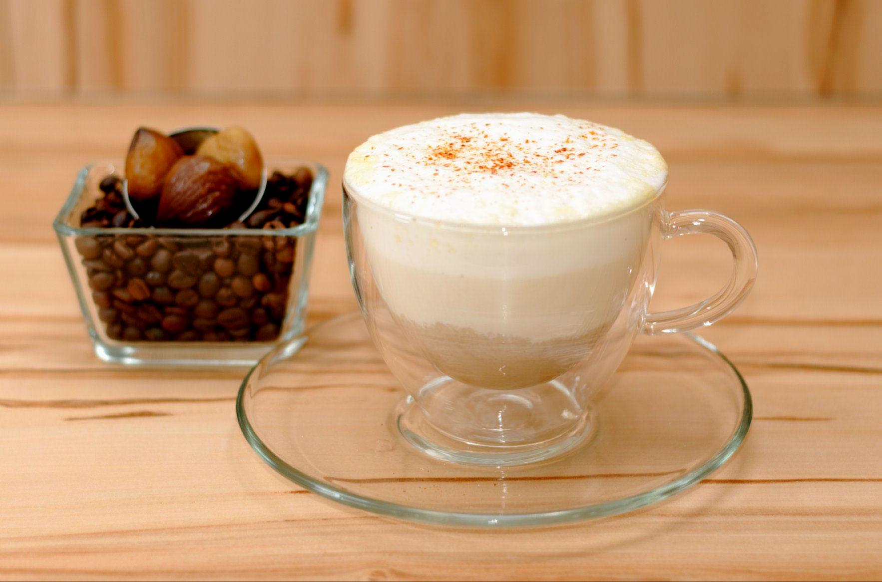 Maronencappuccino