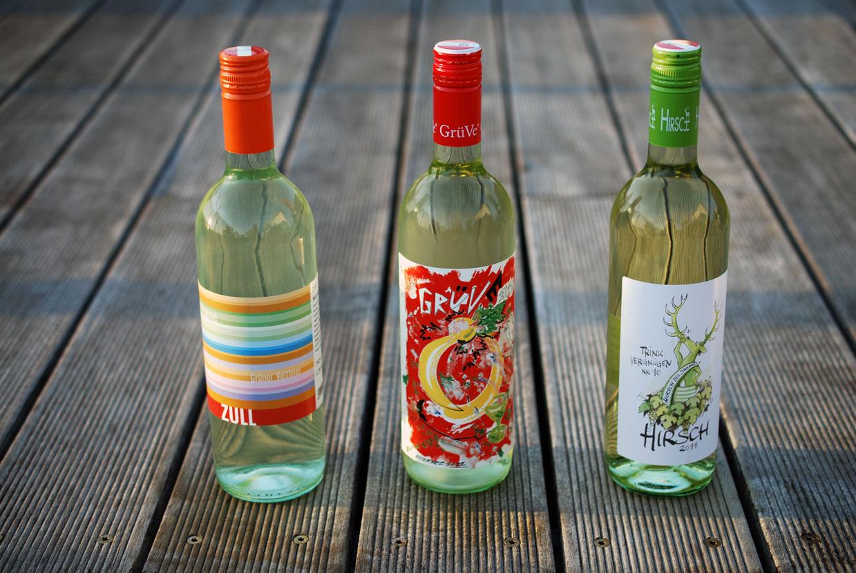 Terrassenweine