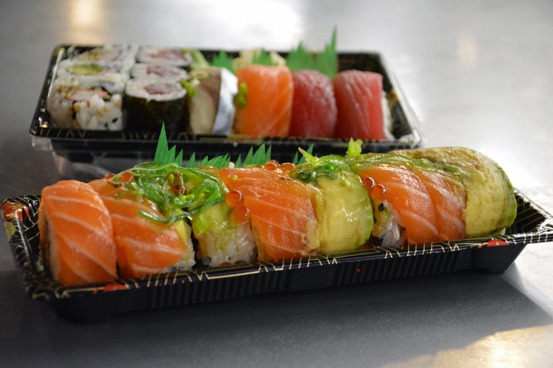 Chelsea Market Sushi