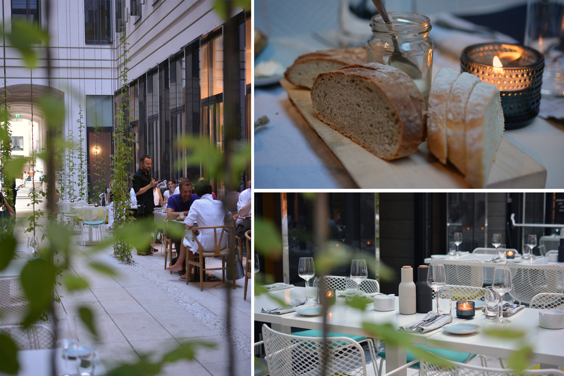 Labstelle Wien, Brot und Butter hausgemacht
