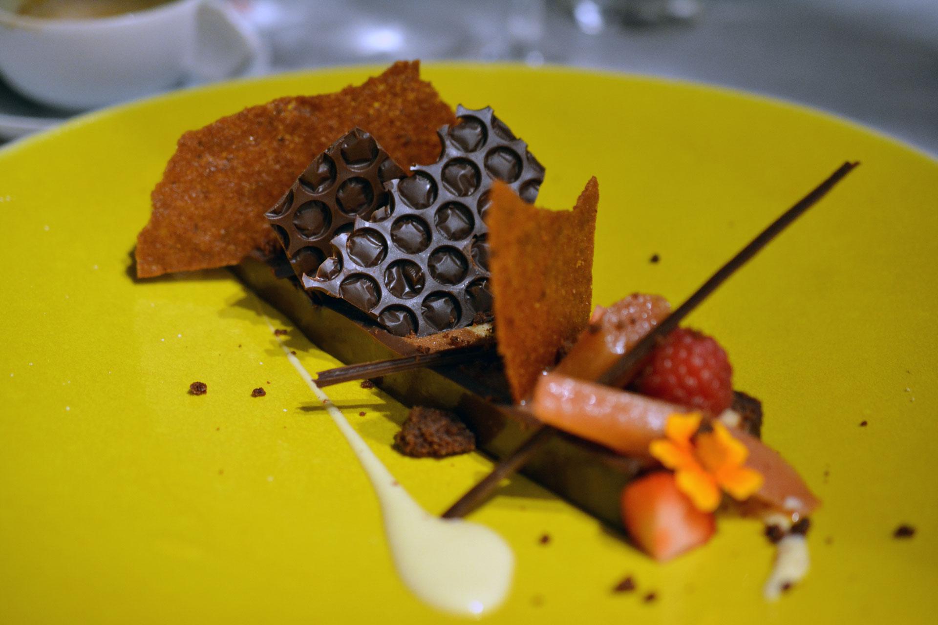 Schokolade dreistrahlig vom Zotter