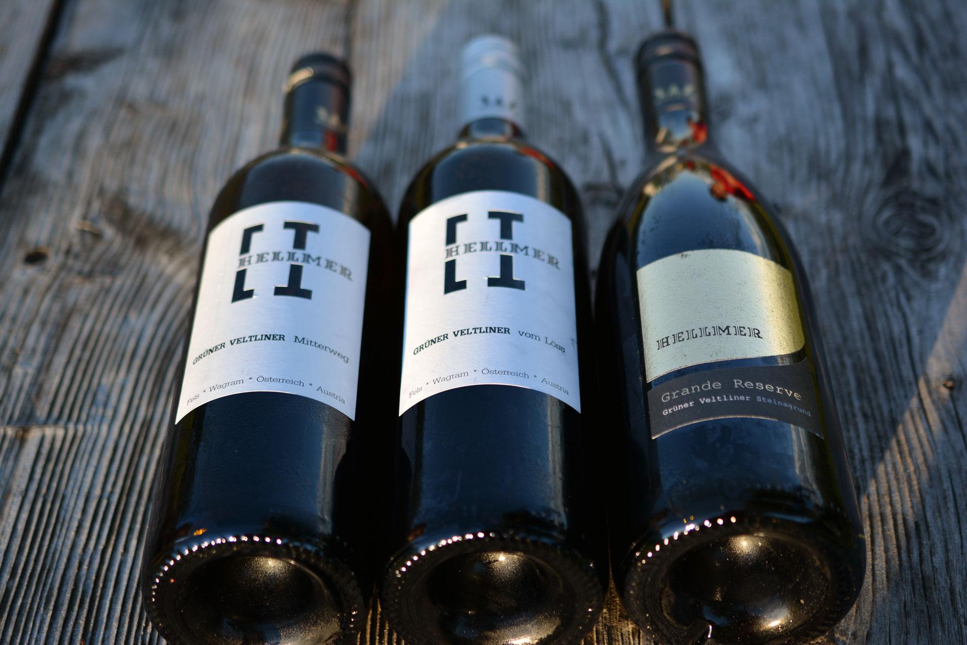 Weingut Hellmer - Grüne Veltliner