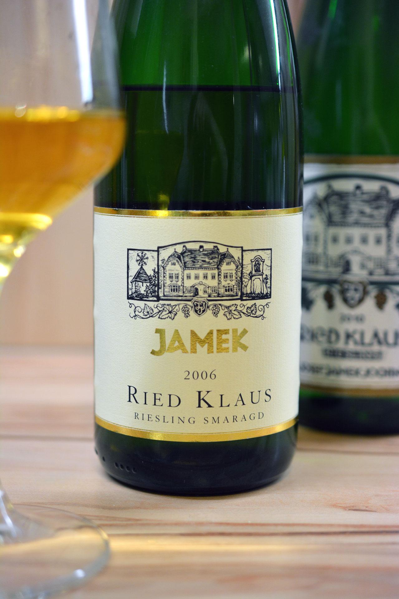 Jamek Riesling Ried Klaus Smaragd 2006