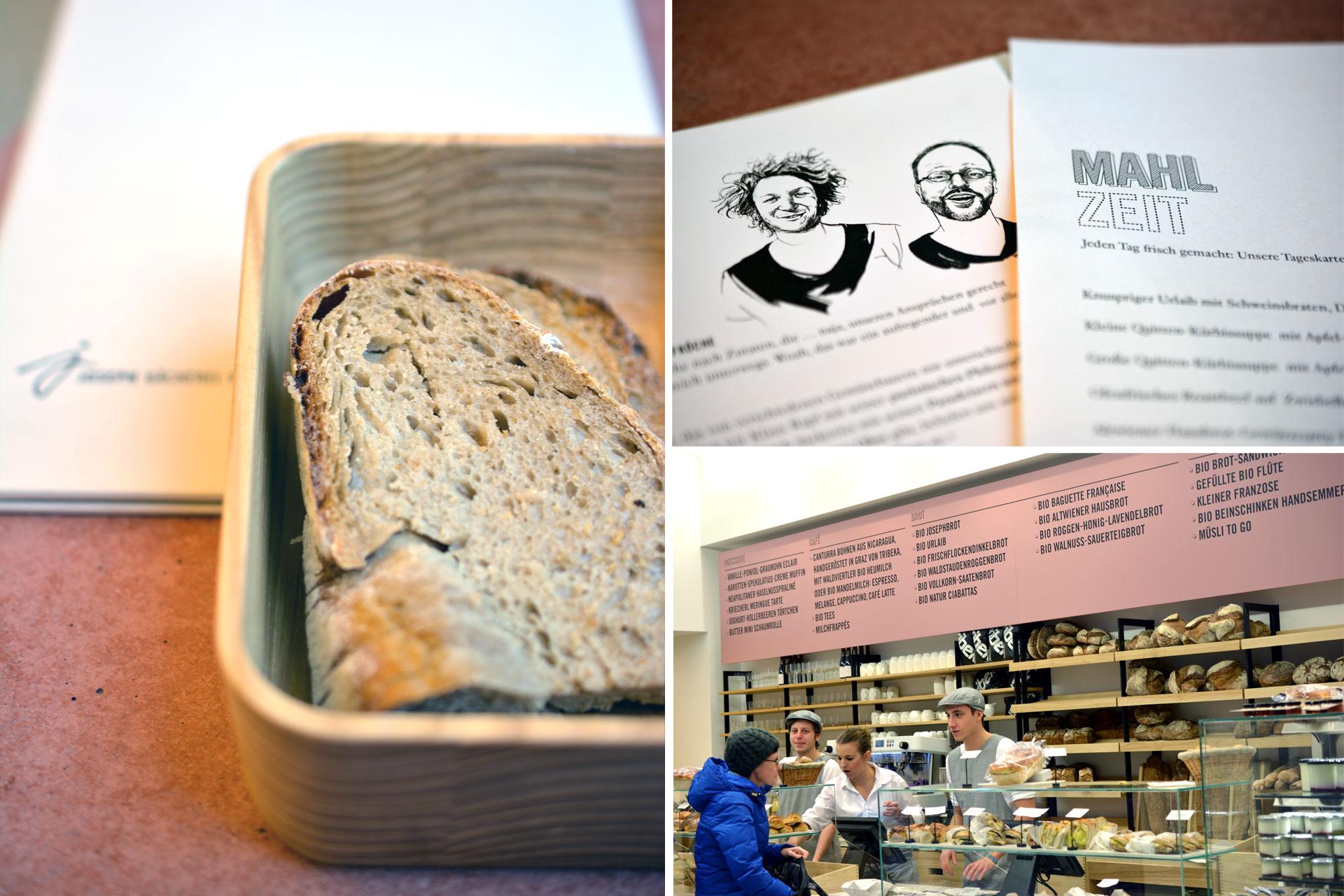 Joseph Genuss: Pâtisserie & Bistro