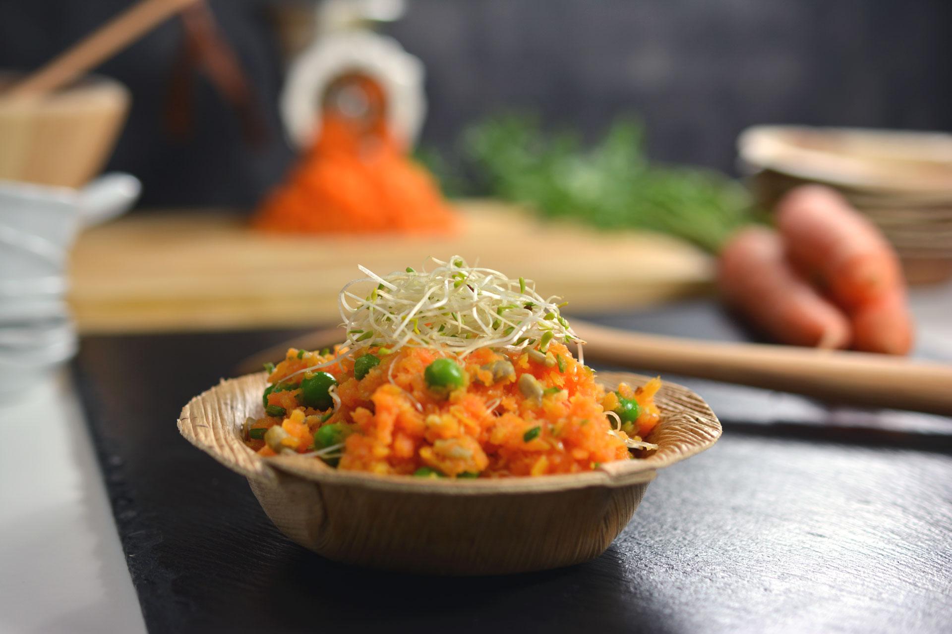 Karottentatar