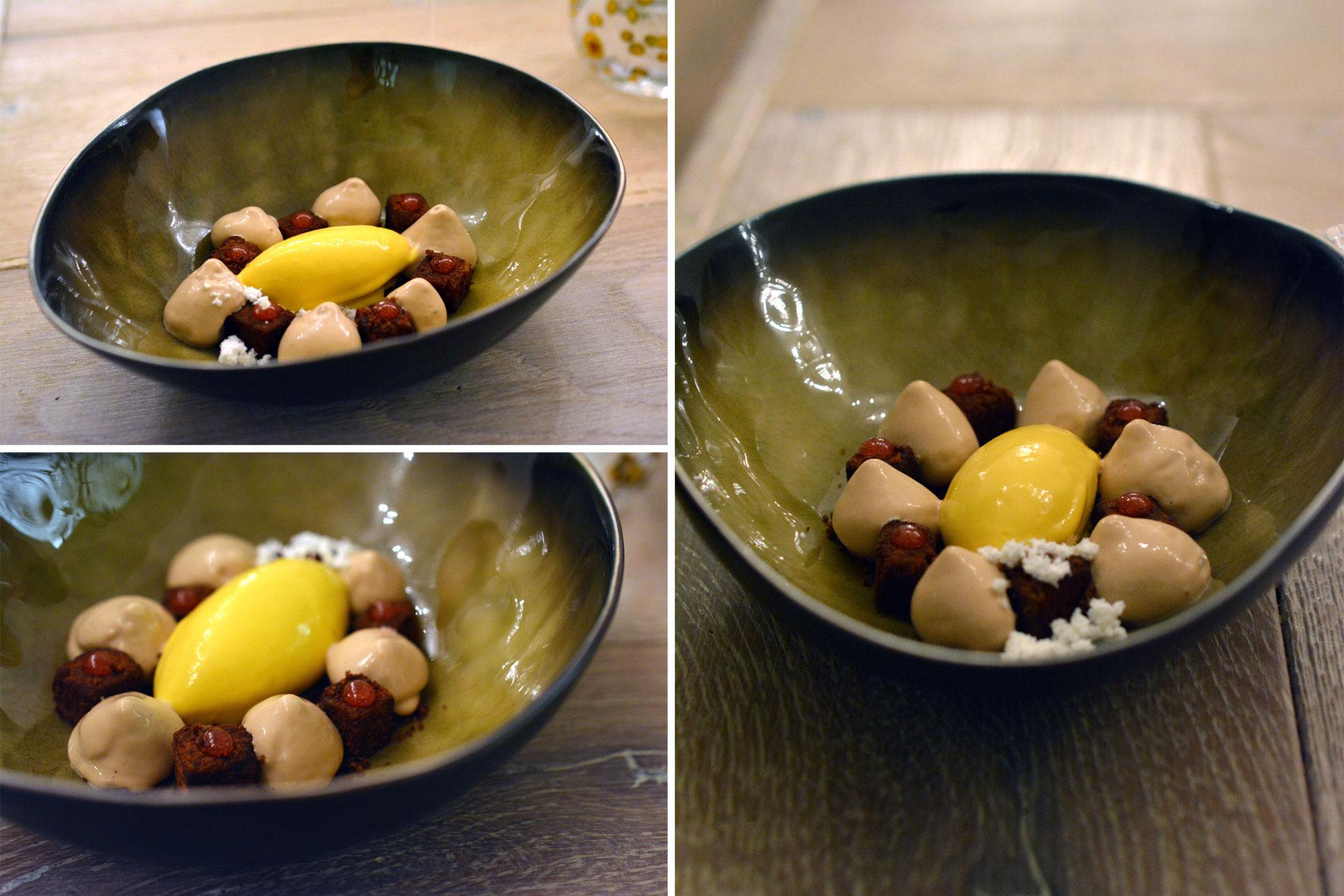 Hanfkuchen - Mocca-Karamell - Mango