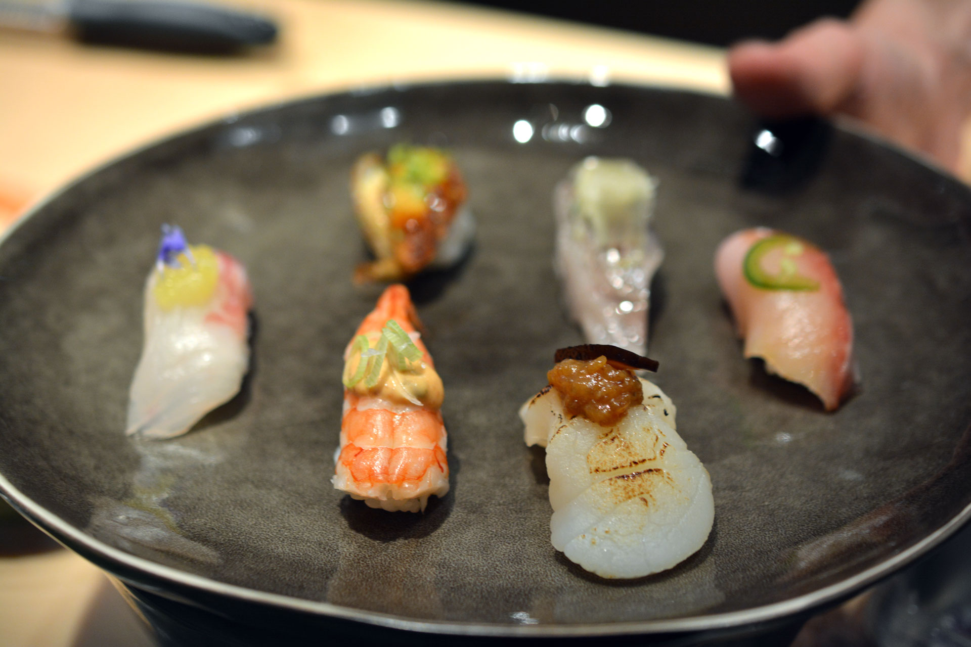 Contemporary Sushi