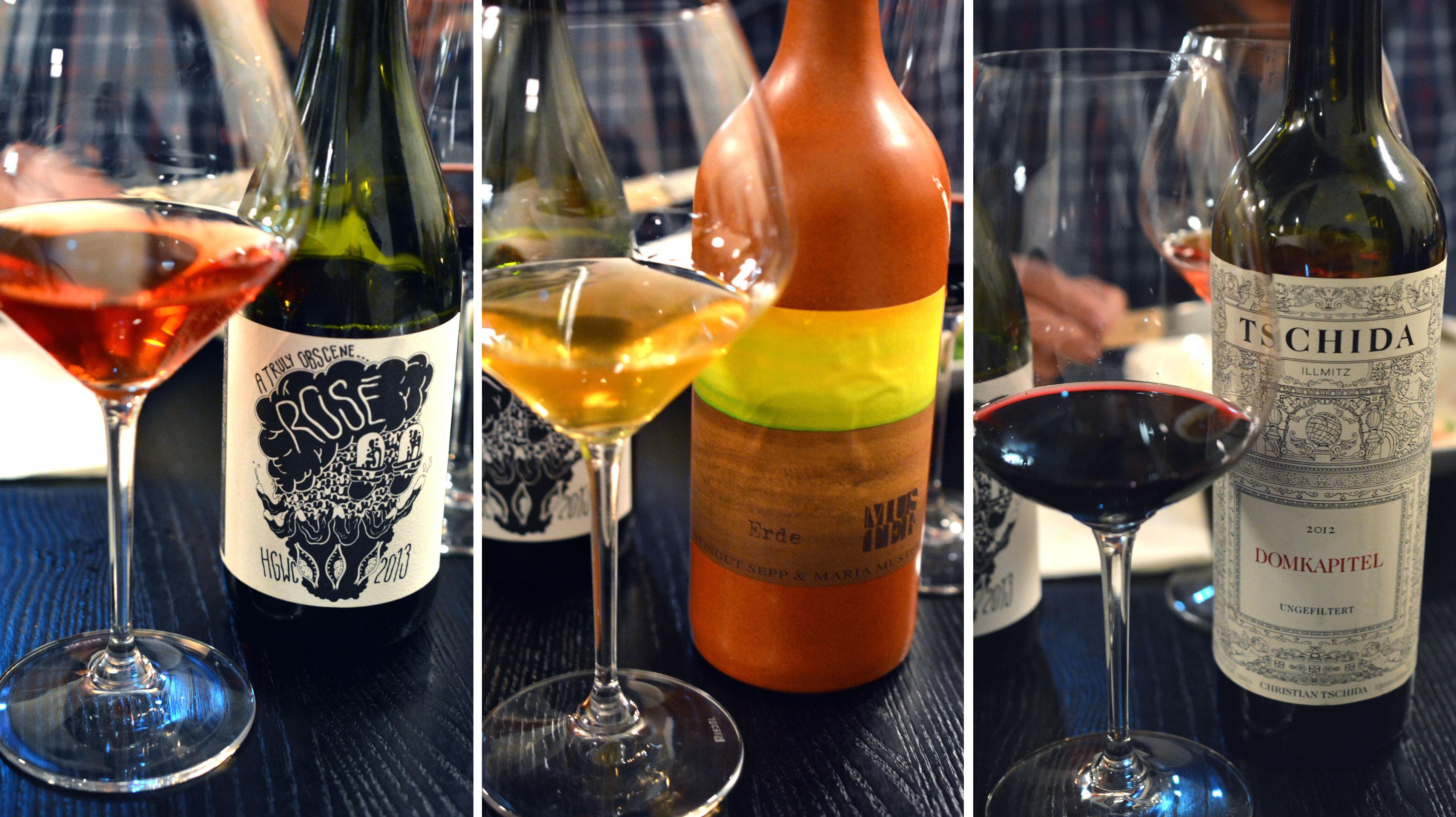 HGWC Rosé, Weingut Sepp & Maria Muster Erde, Christian Tschida Domkapitel